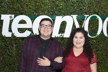 Rico Rodriguez Raini Rodriguez Teen Vogue's Young Hollywood Party, Presented By Snap - Arrivals
