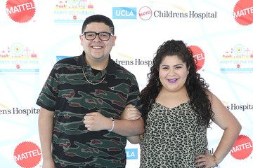 Rico Rodriguez UCLA Mattel Children's Hospital's 19th Annual 'Party On The Pier'  - Arrivals