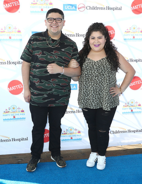 UCLA Mattel Children's Hospital's 19th Annual 'Party On The Pier'  - Arrivals