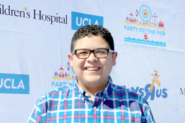 Rico Rodriguez 17th Annual Mattel Party on the Pier
