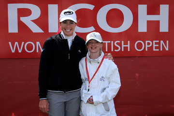 Nicole Hughes Ricoh Women's British Open - Previews