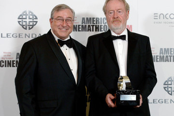 Ridley Scott 30th Annual American Cinematheque Awards Gala - Photo Op