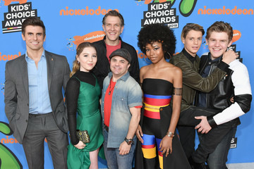 Riele Downs Nickelodeon's 2018 Kids' Choice Awards - Red Carpet
