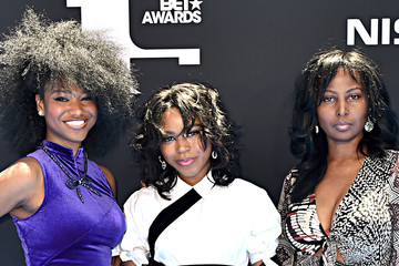 Riele Downs 2019 BET Awards - Social Ready Content