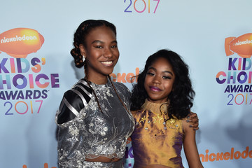 Riele Downs Nickelodeon's 2017 Kids' Choice Awards - Red Carpet