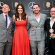 Rightor Doyle 78th Annual Peabody Awards Ceremony Sponsored By Mercedes-Benz - Press Room