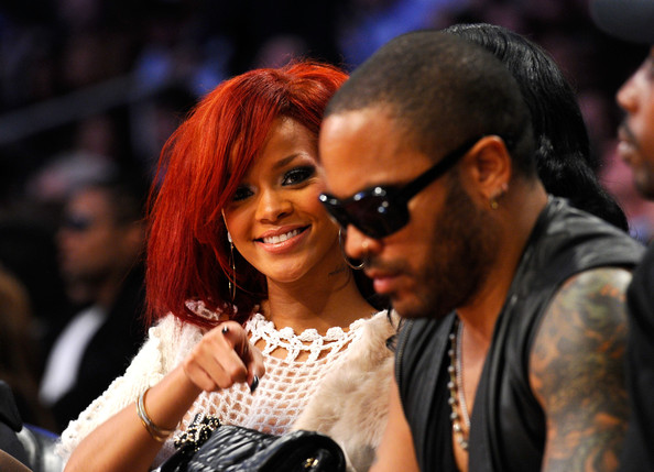 rihanna images 2011. 2011 NBA All-Star Game