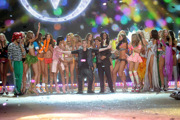 Rihanna and Justin Bieber Photos»Photostream · Pictures · 2012 Victoria s  Secret Fashion Show - Runway 49f15a11f7