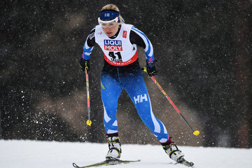 Riitta-liisa Roponen Cross Country: Women's Distance - FIS Nordic World Ski Championships