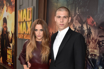 Riley Keough Ben Smith-Petersen Premiere Of Warner Bros. Pictures' 'Mad Max: Fury Road' - Red Carpet