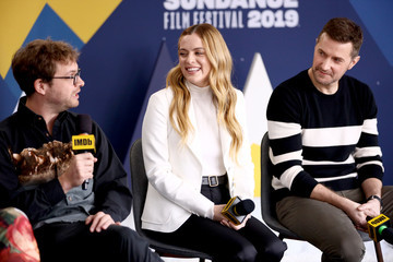 Riley Keough The IMDb Studio At Acura Festival Village On Location At The 2019 Sundance Film Festival – Day 1