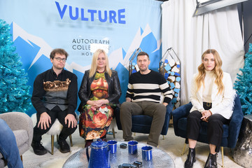 Riley Keough The Vulture Spot At Sundance - DAY 1