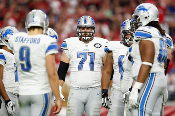 Riley Reiff Detroit Lions v Arizona Cardinals