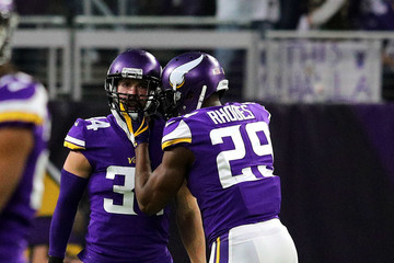 Riley Reiff Divisional Round - New Orleans Saints v Minnesota Vikings