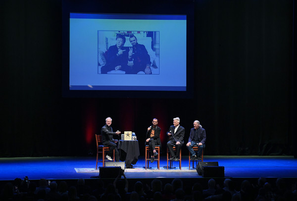 In Conversation Panel With Ringo Starr, David Lynch and Henry Diltz