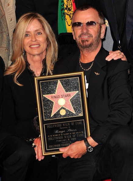 Barbara Bach Pictures - Ringo Starr Honored On The ...