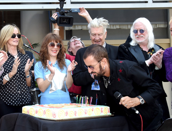 Ringo Starr Peace & Love Birthday Celebration