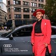 Rio Uribe Audi Celebrates the 2021 Met Gala as the Official Electric Vehicle Partner