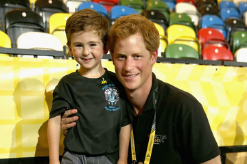 Rio Woolf Behind The Scenes At The Invictus Games