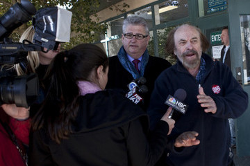 Rip Torn Rip Torn Appears In Bantam Superior Court