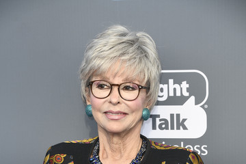 Rita Moreno The 23rd Annual Critics' Choice Awards - Arrivals