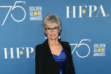 Rita Moreno Hollywood Foreign Press Association Hosts Television Game Changers Panel Discussion - Arrivals