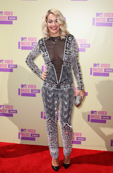 Rita Ora - 2012 MTV Video Music Awards - Arrivals