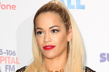 Rita Ora Capital Summertime Ball - Photocall