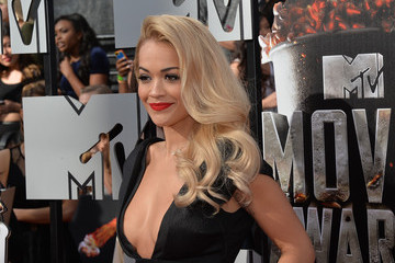 Rita Ora Arrivals at the MTV Movie Awards — Part 2