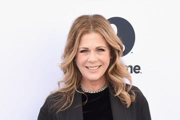 Rita Wilson The Hollywood Reporter's Annual Women In Entertainment Breakfast In Los Angeles