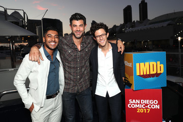 Ritesh Rajan The #IMDboat Party at San Diego Comic-Con 2017, Presented By XFINITY And Hosted By Kevin Smith