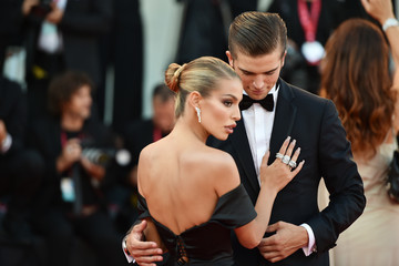 River Viiperi 'J'Accuse' (An Officer And A Spy) Red Carpet Arrivals - The 76th Venice Film Festival