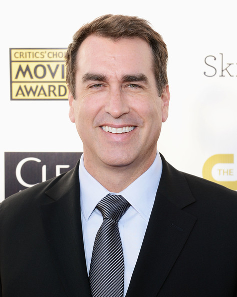 rob riggle wife