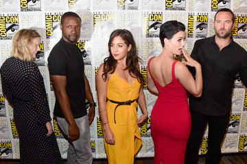 Rob Brown Comic-Con International 2016 - 'Blindspot' Press Line