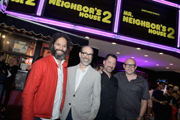 Rob Corddry Adult Swim Presents 'Mr. Neighbor's House 2' Los Angeles Screening