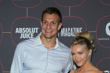 Rob Gronkowski Warner Music Group Pre-Grammy Party 2020 - Arrivals