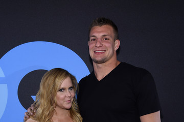 Rob Gronkowski GQ and LeBron James Celebrate All-Star Style - Arrivals