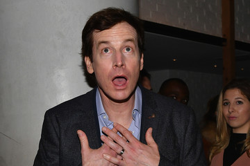 "Rob Huebel The Cinema Society Hosts a Screening of ""Baywatch"" - After Party"