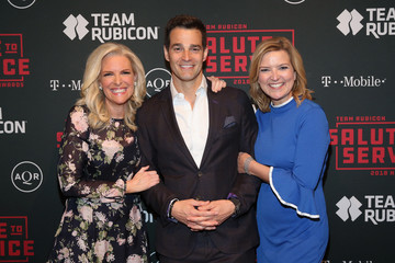 Rob Marciano 2018 NYC Salute To Service Awards