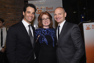Rob Marciano New York Notables Gather at the Best Friends Animal Society Benefit to Save Them All