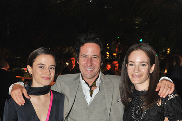 Rob Morrow Danielle Ames Spivak American Friends Of The Israel Philharmonic Orchestra Los Angeles Gala 2018