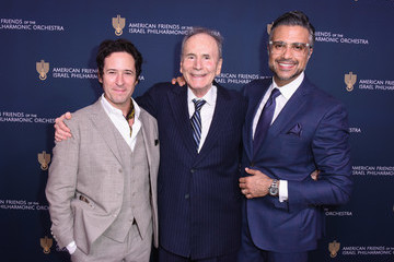 Rob Morrow Stanley Silverman American Friends Of The Israel Philharmonic Orchestra Los Angeles Gala 2018