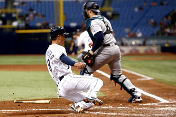 Rob Refsnyder Seattle Mariners vs. Tampa Bay Rays