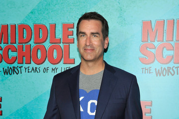 Rob Riggle Los Angeles Red Carpet Screening of 'Middle School: The Worst Years of My Life'