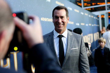 Rob Riggle Premiere Of Global Road Entertainment's 'Midnight Sun' - Red Carpet