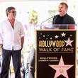 Rob Stringer Simon Cowell Honored With Star On The Hollywood Walk Of Fame