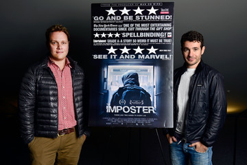 "Rob Williams TheWrap's Awards Season Screening Series Presents ""The Imposter"""