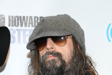 Rob Zombie Arrivals at Howard Stern's Birthday Bash