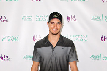 Robbie Amell The Television Academy Foundation's 15th Annual Emmys Golf Classic