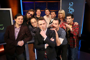 Robert Ben Garant 'The State' Cast Reunites on '@midnight'